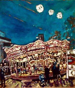 South Bank Carousel