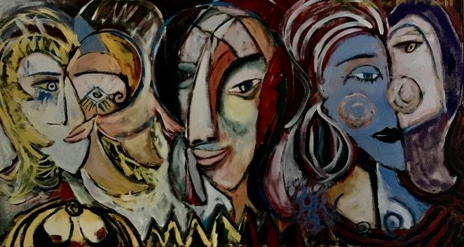 Three Muses of Zeus
