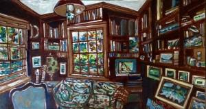 La biblioteque de l'automne