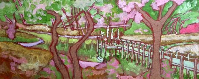 Le esplanade du Marais