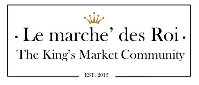 Le marche' des Roi Logo Final 2
