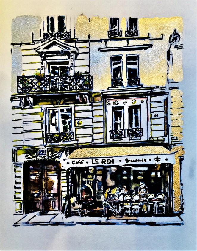 Cafe Le Roi